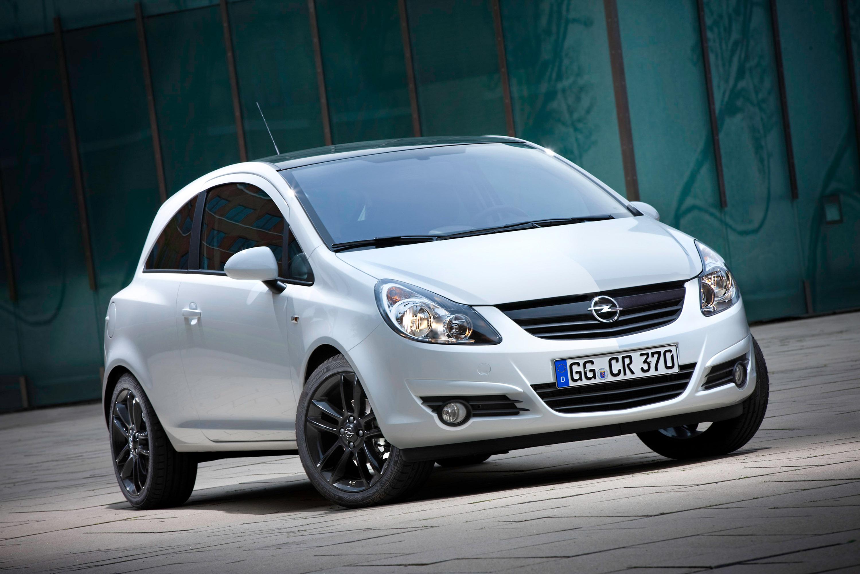 2011 Opel Corsa 41 ...