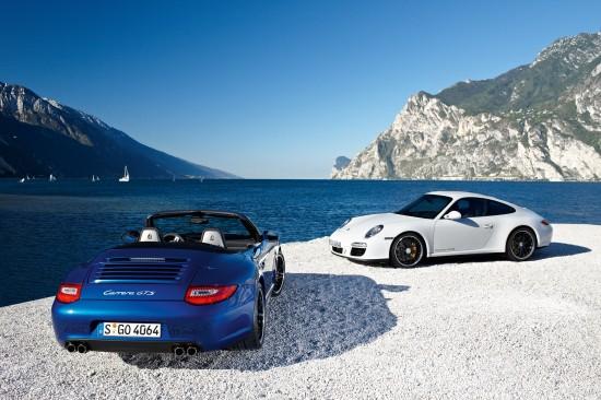 2011 Porsche 911 Carrera Gts. 2011 Porsche 911 Carrera Gts