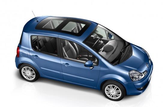 Renault Modus 2011. 2011 Renault Modus Picture #1