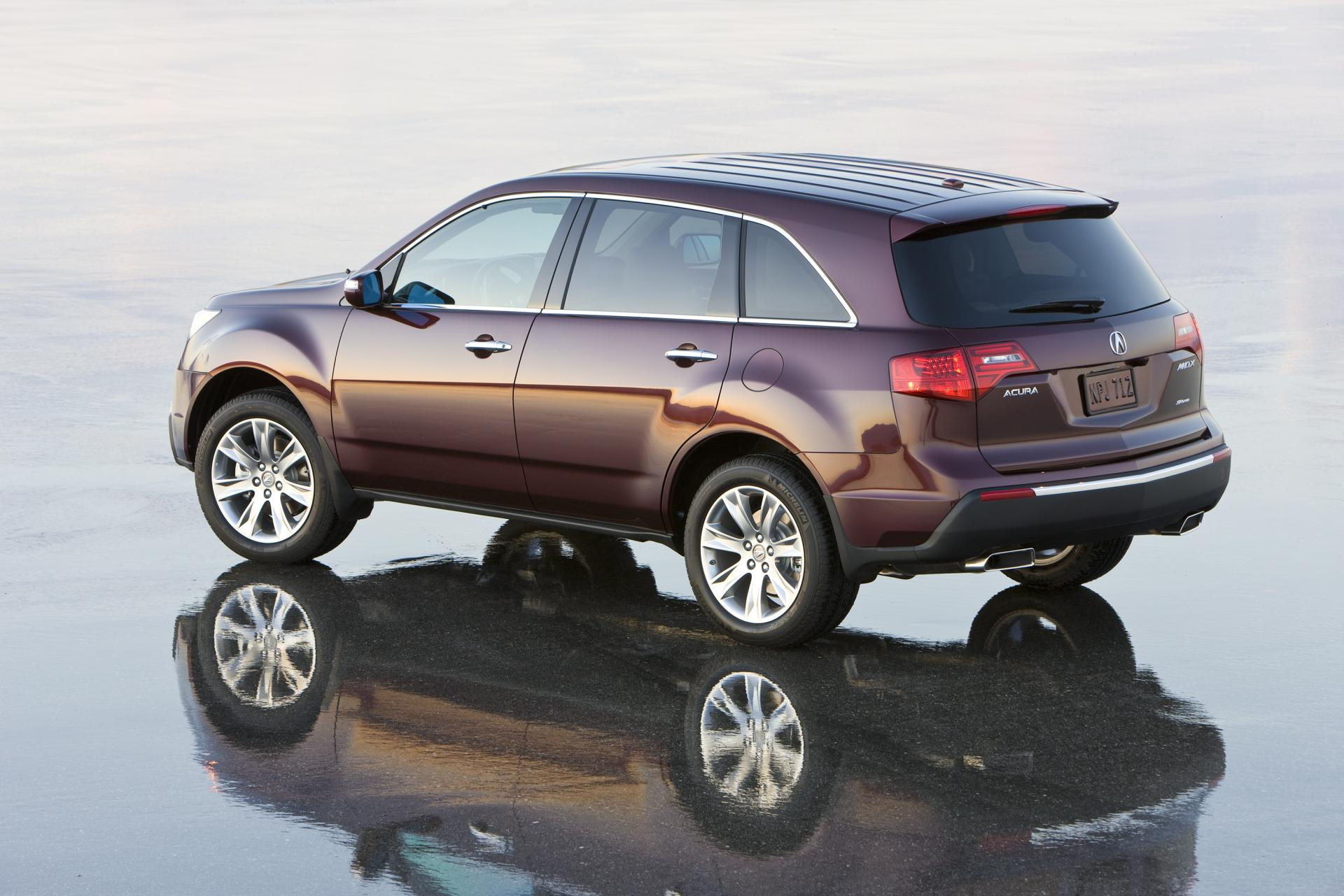 editors automobile news magazine acura seating mdx the rear notebook