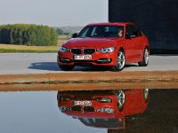 2012 BMW 3-Series Sedan F30, 3 of 57