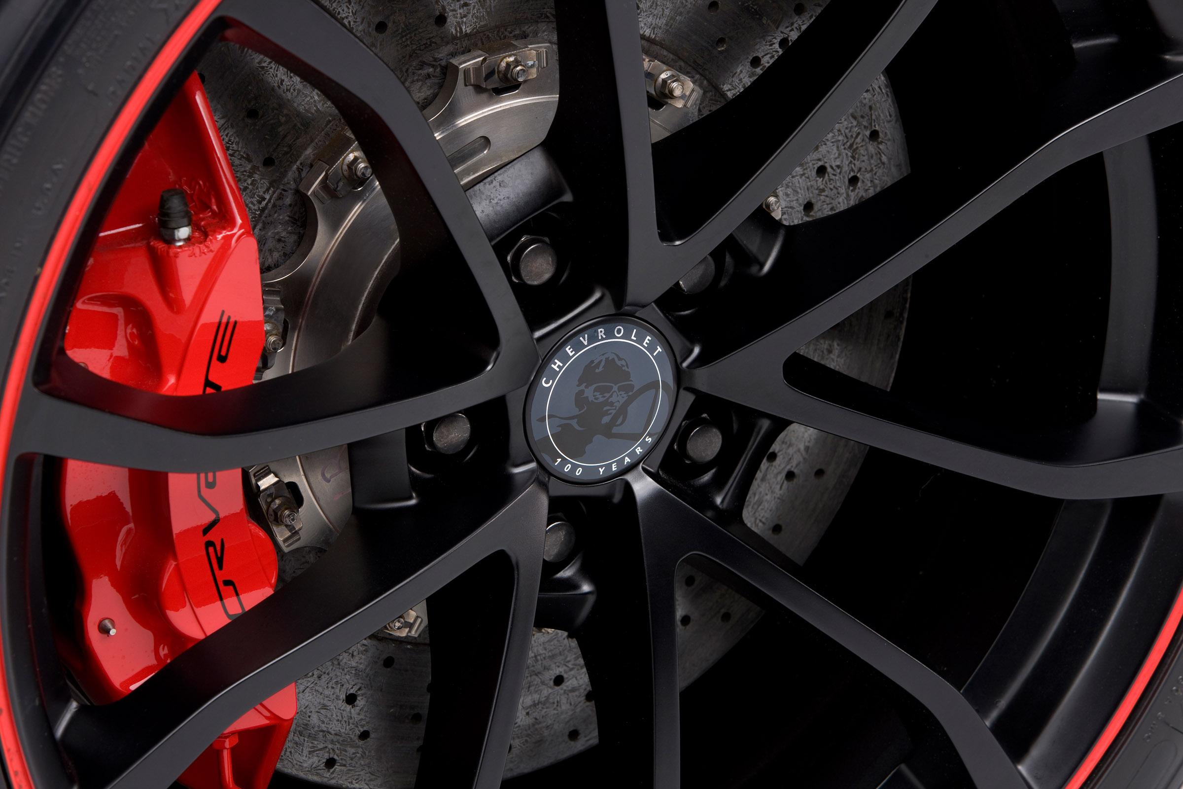 2012 Chevrolet Centennial Edition Corvette Z06 Picture #3 of 9