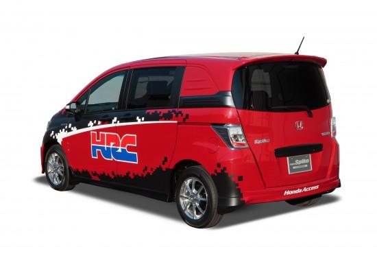 Honda FREED Spike Transporter