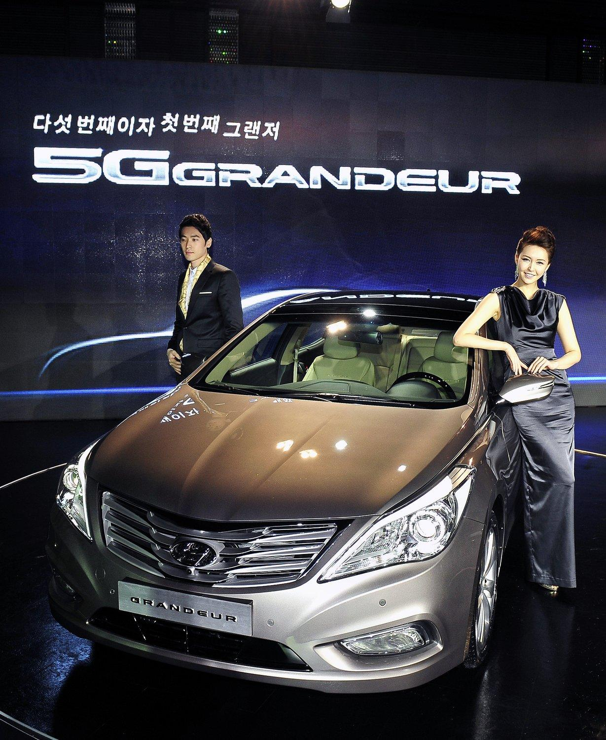 2012 Hyundai Grandeur Picture #3 of 4