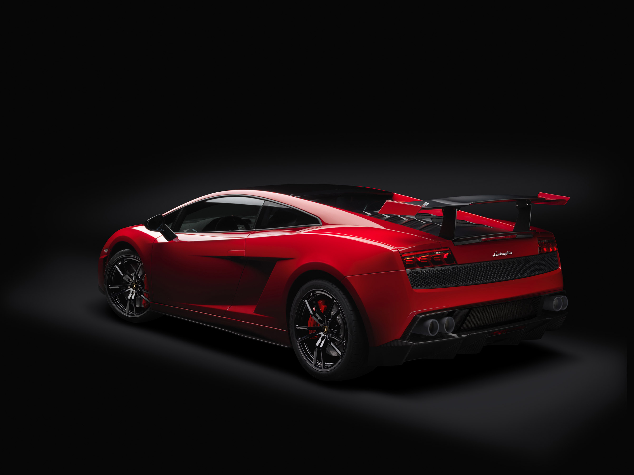 2012 Lamborghini Gallardo LP 570-4 Super Trofeo Stradale Picture #4 of 16