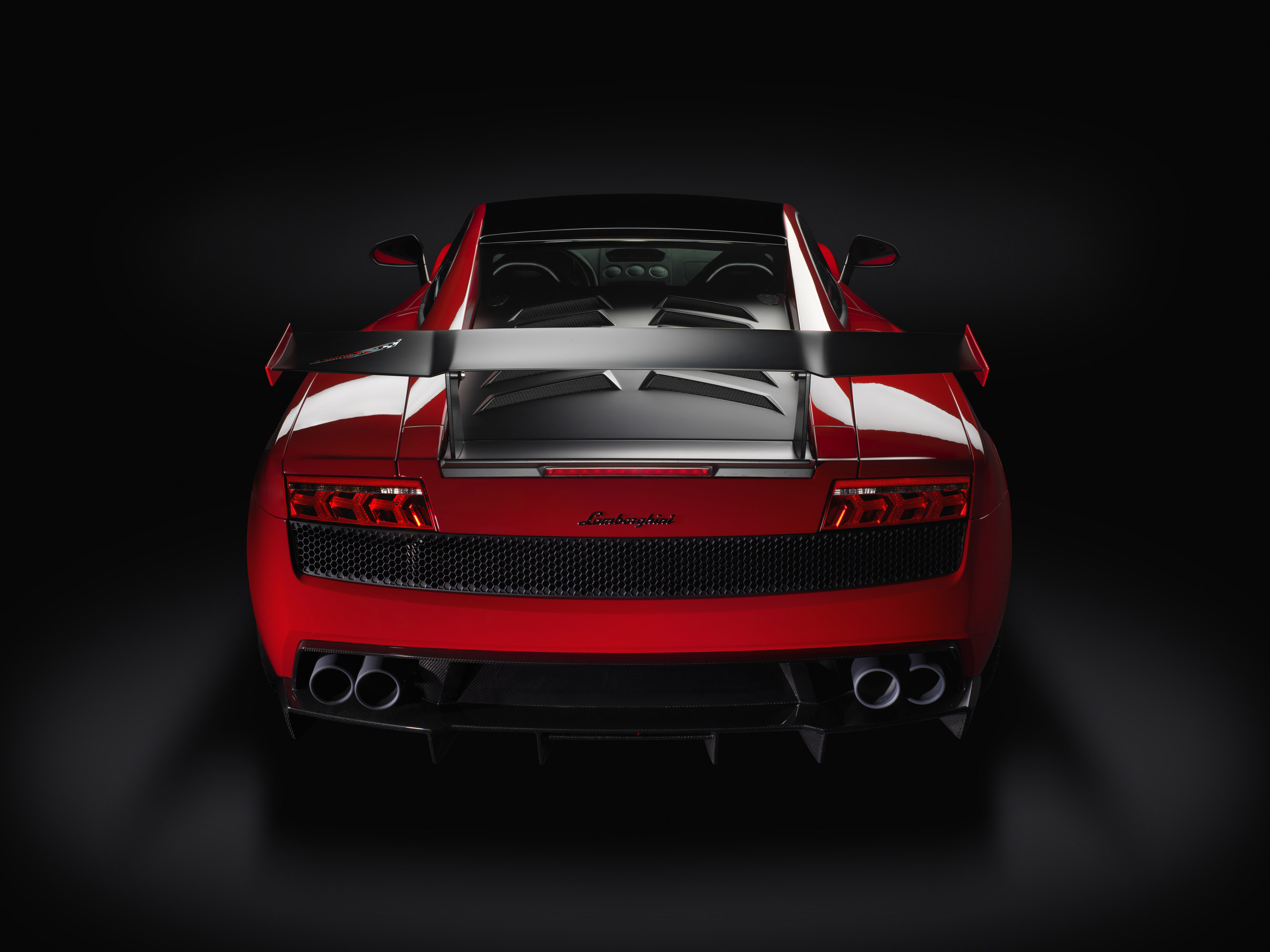 2012 Lamborghini Gallardo LP 570-4 Super Trofeo Stradale Picture #6 of 16