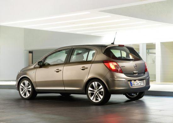 Opel Corsa 4-Door
