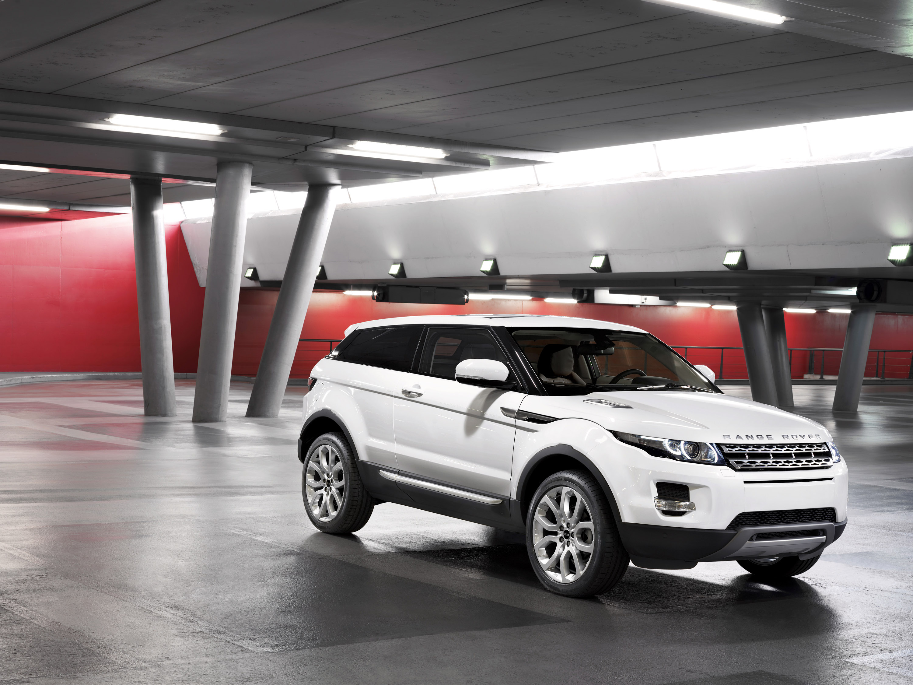 2010 mondial de l auto de paris range rover evoque dark cars wallpapers. Black Bedroom Furniture Sets. Home Design Ideas