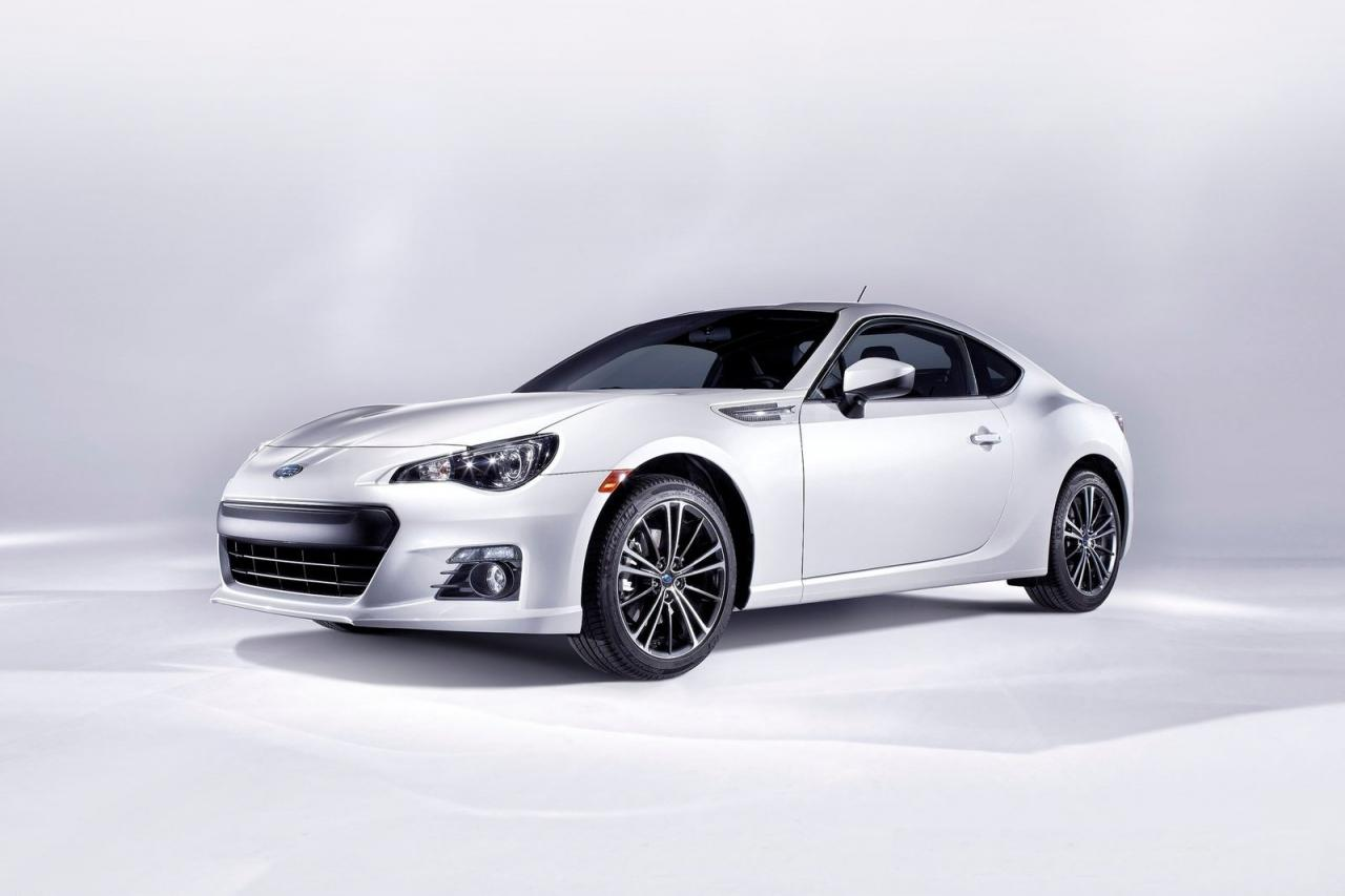 2012 Subaru BRZ Picture #1 of 2