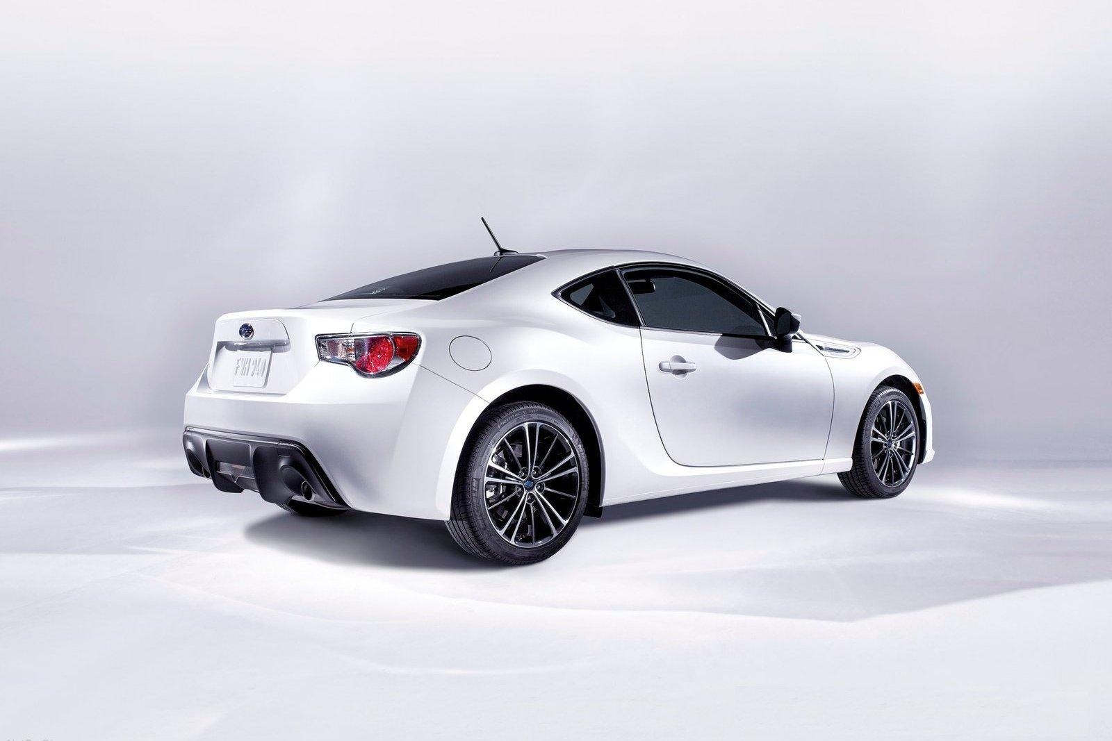 2012 Subaru BRZ Picture #2 of 2