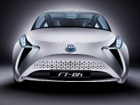 2012 Toyota FT-Bh Concept, 1 of 18