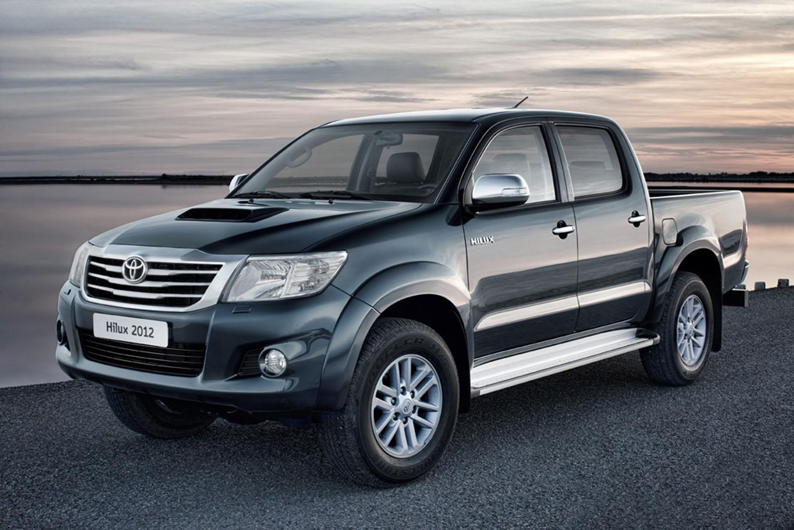 2012 Toyota Hilux Picture #1 of 4