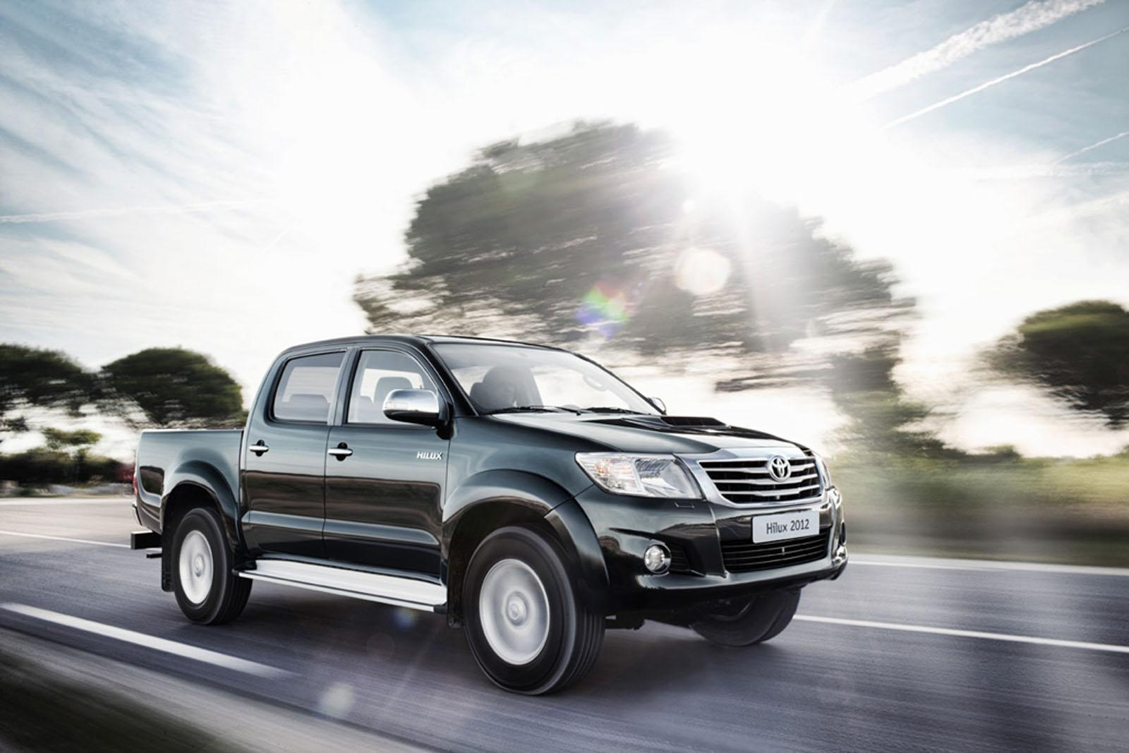 2012 Toyota Hilux Picture #2 of 4
