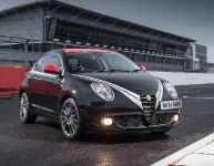 2013 Alfa Romeo MiTo Quadrifoglio Verde SBK Limited Edition, 2 of 13