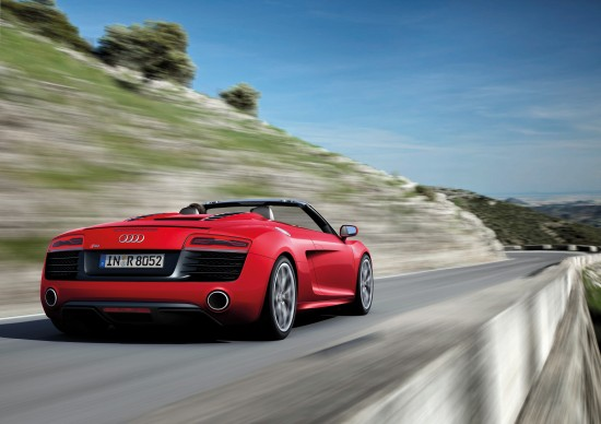2013 Audi R8 Spyder Picture #2