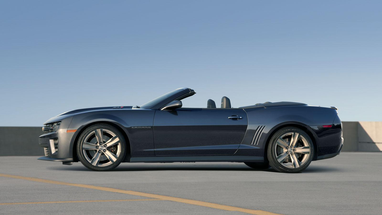 2013 Chevrolet Camaro ZL1 Convertible Picture #3 of 4