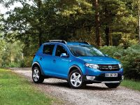 2013-dacia-sandero-stepway-01, 1 of 4