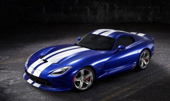 Dodge SRT Viper GTS Launch Edition