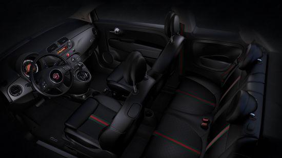 Fiat 500 Cabrio by Gucci