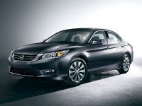 2013 Honda Accord Sedan Touring, 3 of 4