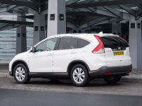 2013 Honda CR-V Euro NCAP Crash Test, 2 of 3