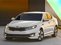 2013 Kia Optima Hybrid , 3 of 7