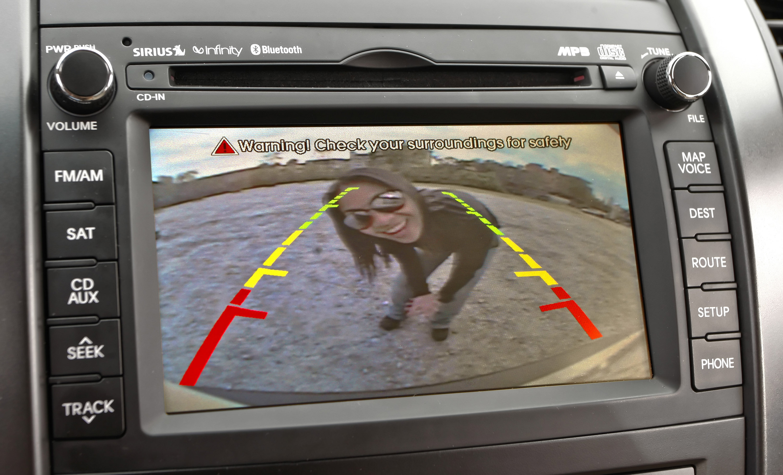 Wiring Diagram Car Reversing Camera : Wireless hd car reverse camera for rav rearview camera