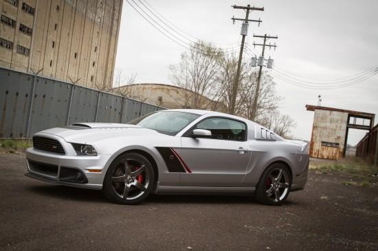 ROUSH Ford Mustang