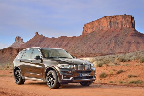 2014 BMW X5 Picture #50