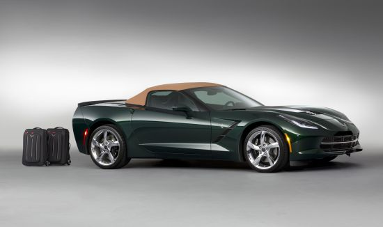 2014 Chevrolet Corvette Stingray Premiere Edition Convertible Picture #2