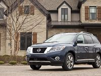 2014 Nissan Pathfinder Hybrid, 1 of 15