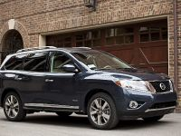 2014 Nissan Pathfinder Hybrid, 3 of 15