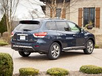 2014 Nissan Pathfinder Hybrid, 4 of 15