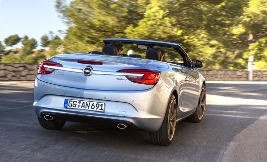 Opel Cascada Turbo