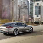 2014 Porsche Panamera Turbo S, 3 of 5