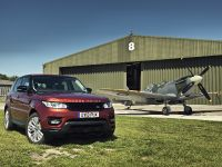2014 Range Rover Sport vs Spitfire, 1 of 6