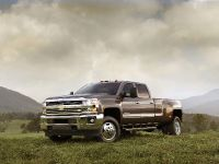 2015 Chevrolet-Silverado 3500HD, 3 of 4