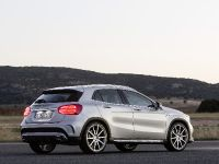 2015 Mercedes-Benz GLA 45 AMG, 2 of 10
