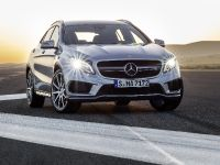 2015 Mercedes-Benz GLA 45 AMG, 5 of 10