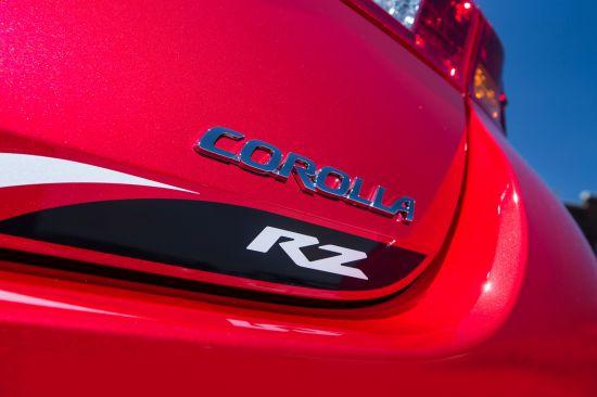 Toyota Corolla RZ