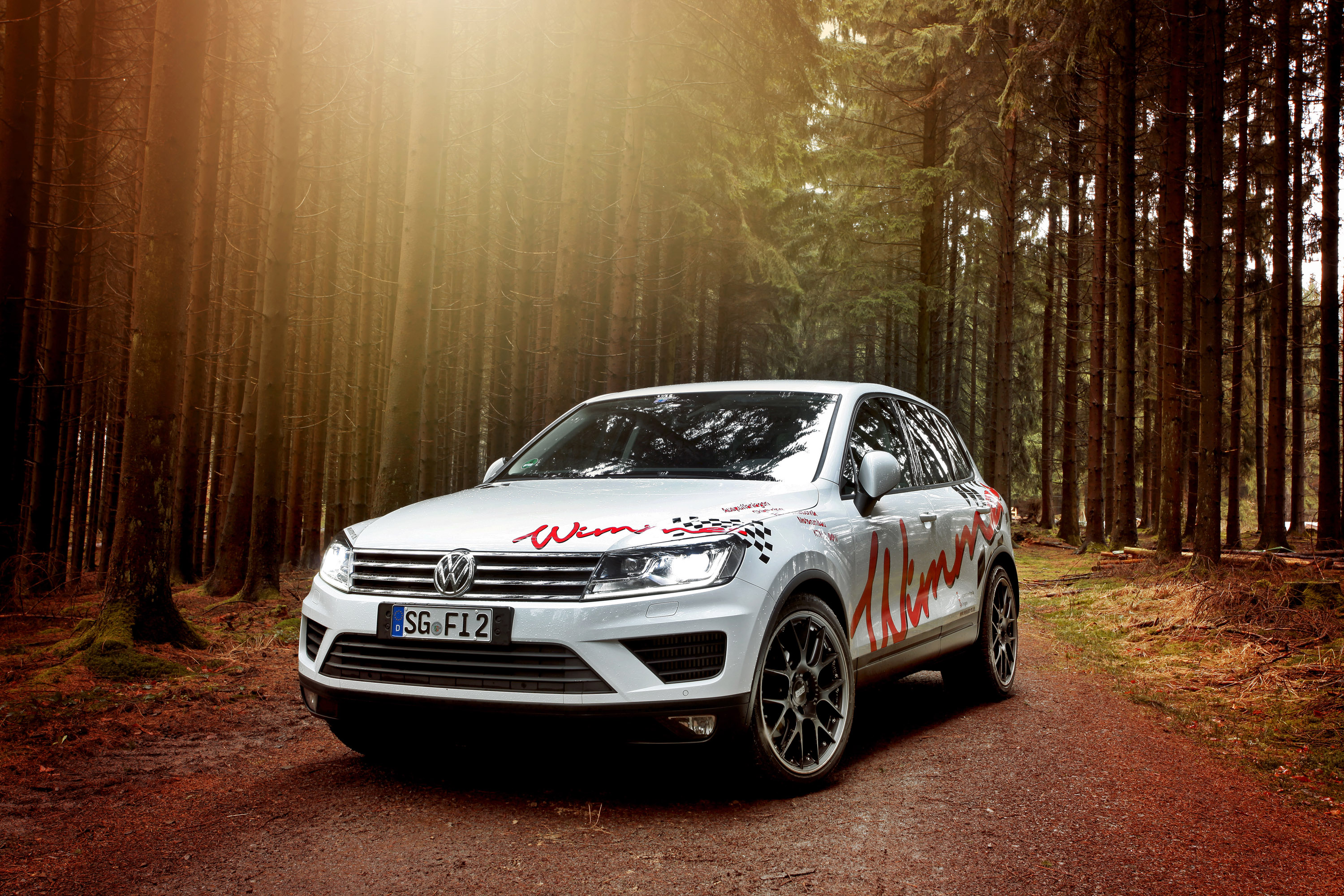 goes tiguan touareg britain in sale from news volkswagen on