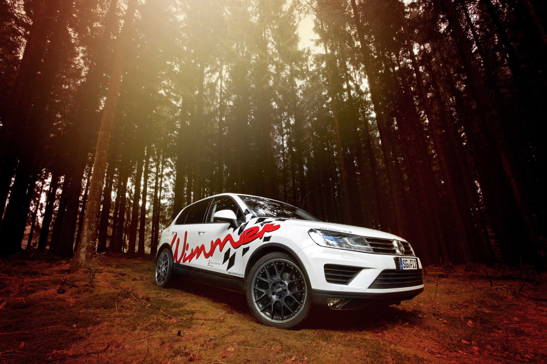 cars touareg gte concept volkswagen speed c top t prime