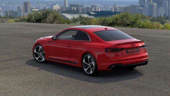 Audi RS 5 Sportsback