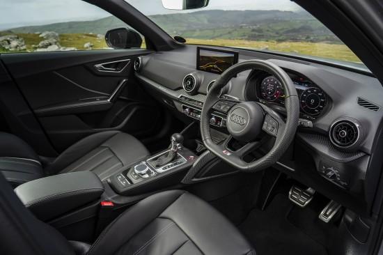 Audi SQ2 SUV