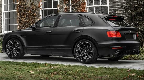 Kahn Design Bentley Bentayga Centenary Edition