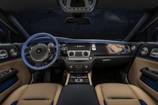 Rolls-Royce Earth Car Wraith