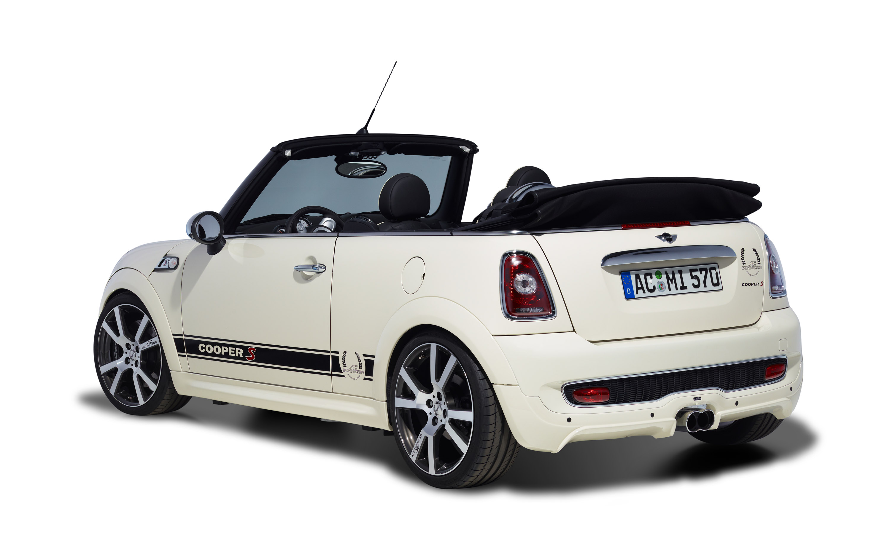 2010 ac schnitzer mini cooper s cabriolet dark cars wallpapers. Black Bedroom Furniture Sets. Home Design Ideas