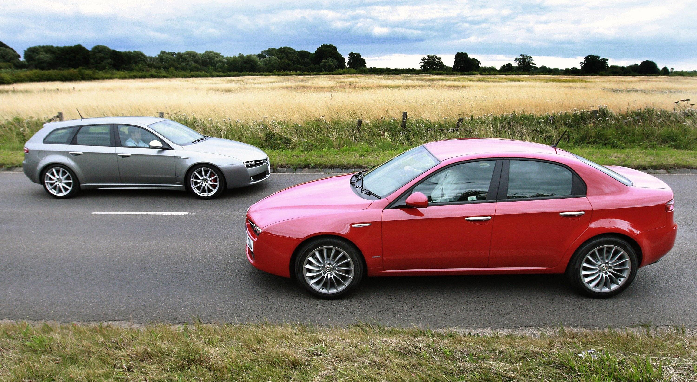Alfa romeo 159 ti sportwagon review 17