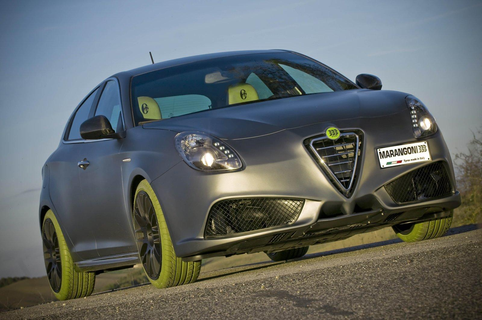 alfa romeo giulietta g430 - photo #12