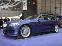 Alpina BMW B5 Bi-Turbo Touring Geneva 2011